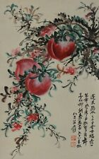 Excellent Chinese Scroll Painting  By Zhang Daqian P884 张大千