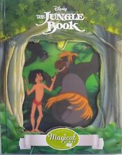 Disney The Jungle Book Magical Story Book (Hardback, 2016)With Holographic Cover