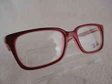 Ray Ban Junior  RB 1532 (3590) Fuxia/Pink 47 X 15 125 mm Kids Eyeglass Frame