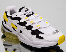 Puma Cell Alien OG Men's White Black Meadowlark Low Lifestyle Sneakers Shoes