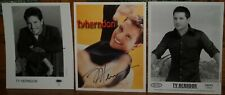 Ty Herndon 8x10 Original Hand Signed Autographed Photos - Set of 3