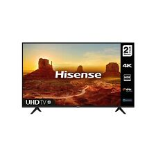 "Refurbished Hisense 58"" 4K Ultra HD with HDR LED Freeview Play Smart TV without"