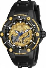 26384 - INVICTA Bolt Lady 40mm Stainless Steel Black Black+Gold dial M2761-2A(S