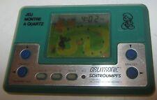 SCHTROUMPFRS ORLITRONIC scacciapensieri handheld lcd game SPESE GRATIS