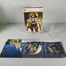 Tomb Raider Underworld Limited Edition Xbox 360 Action Video Game PAL