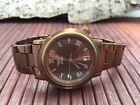 Minoir Germany automatic watch ip brown - mode Sapois - new original box