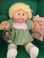 Cabbage Patch Kid Vintage Mint 1984