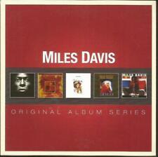 Original Album Series von Miles Davis -  5CD Box Set
