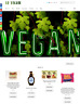 Vegan eCommerce Website Business For Sale Unlimited Stock Shopping Cart SALE