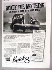 Buick PRINT AD - 1936 ~~ car, automobile, auto