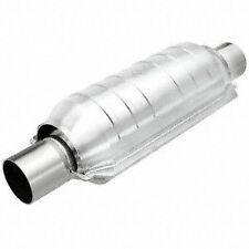 """MagnaFlow SS 2"""" IN/OUT OEM GRADE Catalytic Converter FOR UNIVERSAL #51304"""