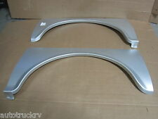 55 Chevy GASSER Rear Quarter Panel Wheel Well Patch Radius Arch Opening Nomad Pr