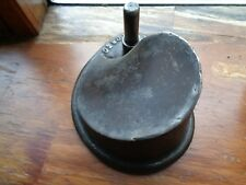 Very Rare Evinrude Motor Co. outboard motor prop makers  tuners anvil Blacksmith