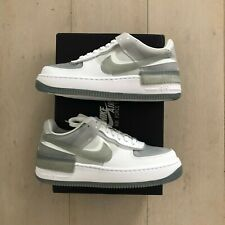Nike Air Force 1 Shadow Particle Grey / Grau / White (CK6561-100) NEW & In-Hand!