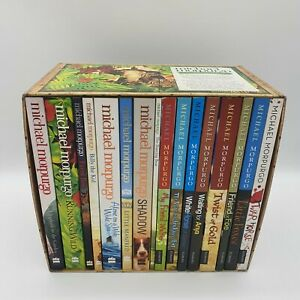 Michael Morpurgo Classic Collection 16 Book Box Set Used 1 Book Different