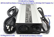 NUEVO 48 Voltio Carrito De Golf Cargador de batería 6a Star EZ GO Club Car DS