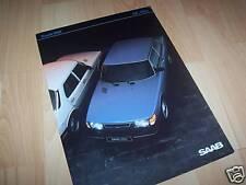 Prospectus / Brochure SAAB 900 GL/GLS 1983 //