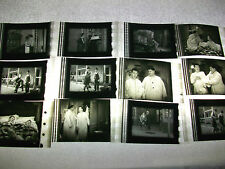 LAUREL & HARDY Film Cell Lot of 12 - vintage collectible compliments dvd poster