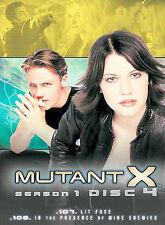 Mutant X - Season 1: Vol. 4 (DVD, 2003)