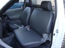 GREY FUR SEAT COVER (SHEEPSKIN LOOK) TOYOTA HILUX 2005 - 2011 SINGLE CAB