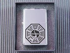 DHARMA Lost Initiative Ying Yang Metal Case