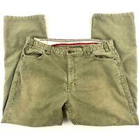 Dockers Pants Mens Flat Front Classic Fit Men's Khakis W38xL30