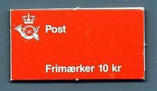 DENMARK - DANIMARCA - Libretto per distributori automatici - 1985 - 10 kr. - C6