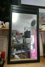 Large Edwardian/Victorian Gothic Style Mirror Wall or Overmantle Mirror