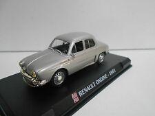 Renault Ondine (dauphine Gordini) 1961 Autoplus Hachette Ixo 1 43