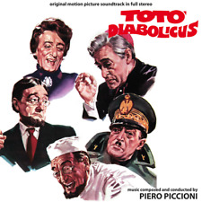 Piero Piccioni - Totò Diabolicus - CD - Digitmovies
