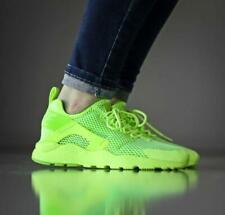 94be4739d789 Nike Air Huarache Run Ultra Breathe BR Sz 12 Women s Lime Green Neon  833292-300