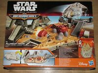Hasbro Star Wars The Force Awakenes MicroMachines Millennium Falcon Playset 3533