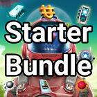 No Mans Sky Starter Bundle - Units, Nanites, Salvaged Data   Pc, Xbox,ps4 & Ps5