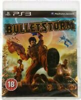 *NEW SEALED* Bulletstorm for PS3 Violent RPG Shooter 18+ FAST FREE SHIPMENT