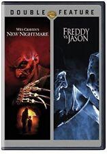 New Nightmare / Freddy Vs Jason - 2 Disc Set (2015, Dvd), New Sealed