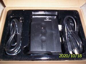 Tek Republic TUS-200 USB Sharing Switch - 2 Port Manual Switch & CORDS