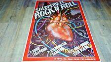 SALOPERIE DE ROCK N' ROLL  ! affiche cinema