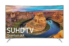"Samsung UN65KS8500 Curved 65"" 4K SUHD Smart LED TV with Quantum Dot Color Drive"