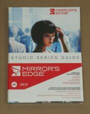 Mirror's Edge Studio Guide Limited Collectors New Sealed Hardcover English