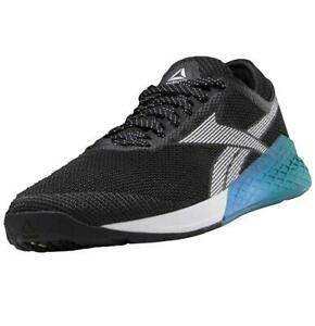 Reebok Men's Nano 9 Crossfit Gym Fitness Workout Trainers Shoes Sneakers Black
