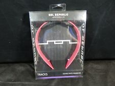 SOL Republic 1305-33 Headband Headphones - PINK NEW IN PACKAGE
