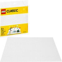 LEGO® Classic - White Baseplate 11010 [New Toy] Brick