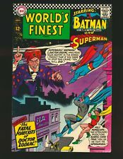 World's Finest Comics # 160 VG/Fine Cond.