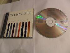 Tuck & Patti - Tears of Joy (CD 1988) UK Pressing