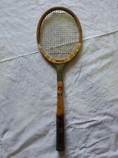Wilson Maureen Connolly Autograph Speed-flex Fibre Face Tennis Racquet Vintage