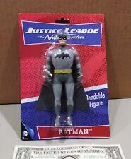 Batman Justice League The New Frontier Bendable Action Figure NIP