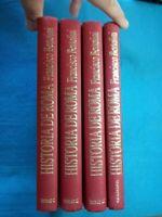 Otros Libros - Historia de Roma (4 Volumenes), Francisco Bertolini - LB1216