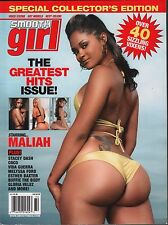 Smooth Girl Magazine no.11 Greatest Hits Issue, Maliah, Coco VG 021116DBE