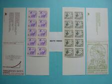 LOT 11077 TIMBRES STAMP CARNET GRANDS NAVIGATEURS PORTUGAIS PORTUGAL ANNEE 1993