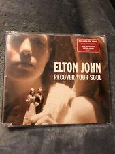 Elton John Recover Your Soul CD Single